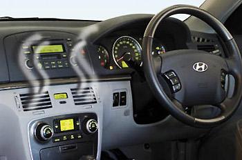 Hệ thống điều hòa ô tô – những hư hỏng thường gặp tài xế cần khắc phục ngay
