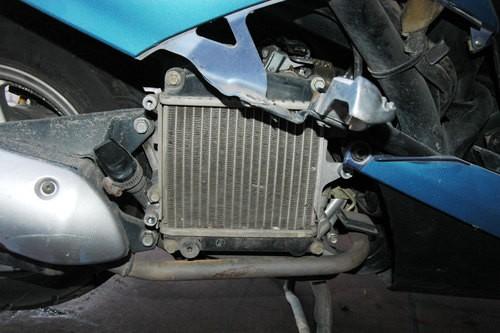 Những lỗi thường gặp của hệ thống làm mát ở xe máy mà bạn cần lưu ý