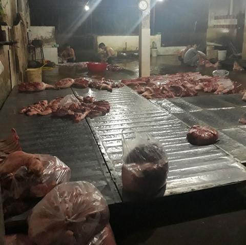 Đồng Nai: Phát hiện 2 cơ sở giết mổ heo trái phép, không đảm bảo vệ sinh thú y