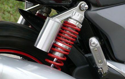 Giảm xóc xe máy và những hư hỏng thường gặp cực kì nguy hiểm, không nên bỏ qua - ảnh 1