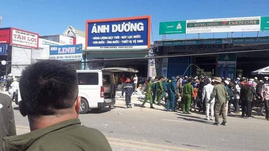Tai nạn thảm khốc ở QL 20, tỉnh Lâm Đồng ít nhất khiến 4 người tử vong tại chỗ