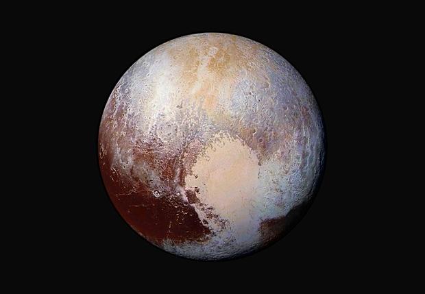 Những hình ảnh mới nhất của Sao Diêm Vương đã cho thấy nhiều điều thú vị về hành tinh lùn này