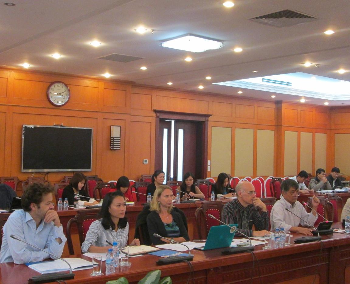 """Các chuyên gia quốc tế tham dự hội thảo quốc tế """"Truyền thông khoa học: Phương thức và kỹ năng"""""""
