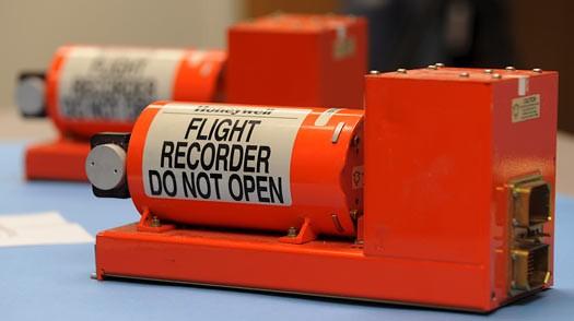 Hộp đen máy bay là thiết bị quan trọng để giúp các nhà điều tra tìm hiểu điều gì đã xảy ra