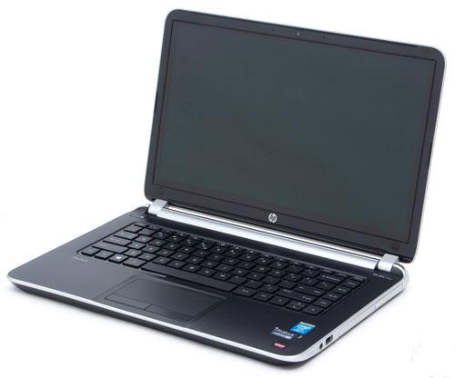 Laptop giá rẻ HP 14 R041TU 34034G50 có thiết kế mỏng nhẹ rất ấn tượng
