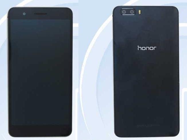 Smartphone Huawei Honor 6X có thiết kế vay mượn từ iPhone 4