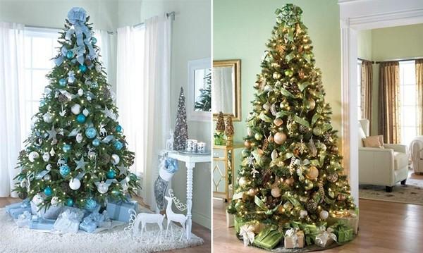 Cách trang trí cây thông Noel theo phong thủy được nhiều gia đình ưa chuộng