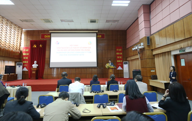 Tăng cường quản lý và đánh giá rủi ro với sản phẩm tiêu dùng - ảnh 2