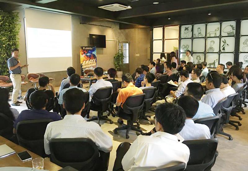 Nhiều hỗ trợ cho các doanh nghiệp khởi nghiệp Việt Nam - ảnh 1
