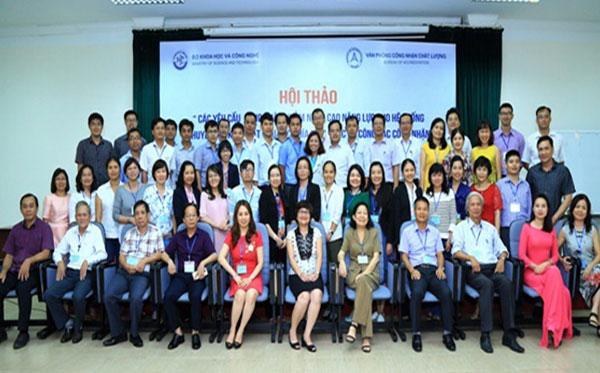 Mở rộng công nhận quốc tế thừa nhận, giúp doanh nghiệp Việt Nam hội nhập - ảnh 1