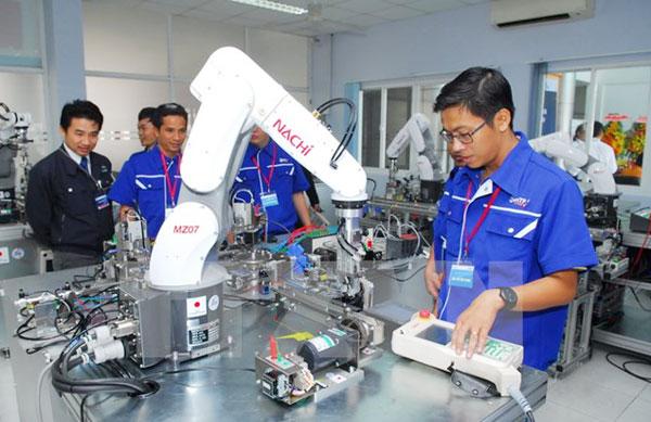 TP. HCM: Đột phá trong thu hút đầu tư công nghệ cao - ảnh 1