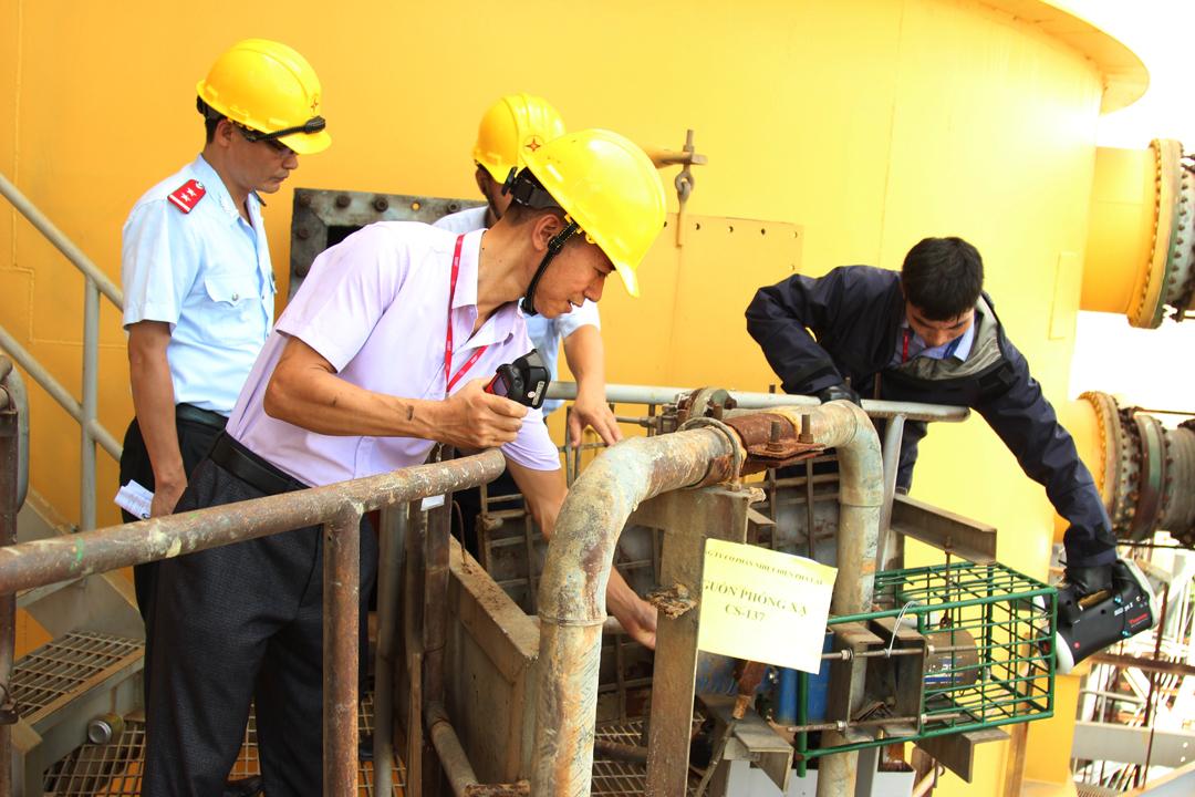 Thanh tra 11 cơ sở sử dụng nguồn phóng xạ tại Hải Dương - ảnh 1