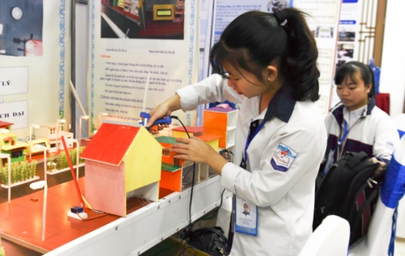 Tranh tài sáng chế sản phẩm khoa học kỹ thuật độc đáo - ảnh 1
