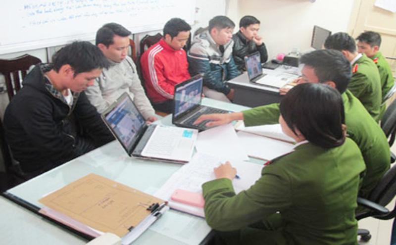 Luật An ninh mạng: Hành vi nào bị cấm trên không gian mạng Việt Nam? - ảnh 1