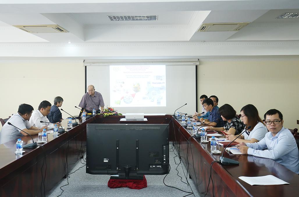 Đẩy mạnh hoạt động truy xuất nguồn gốc ở Việt Nam - ảnh 3