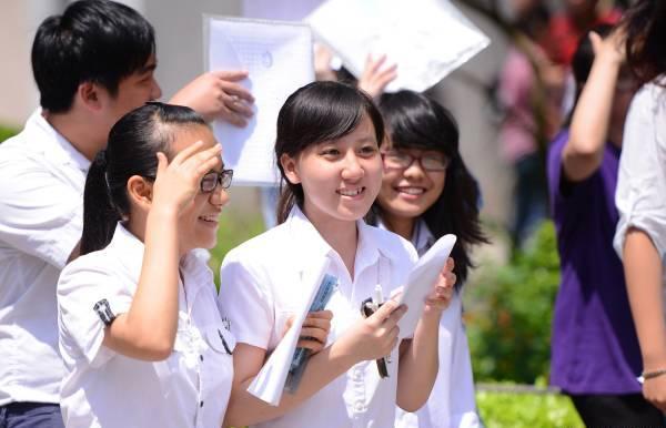 đổi mới kỳ thi THPT quốc gia năm 2016