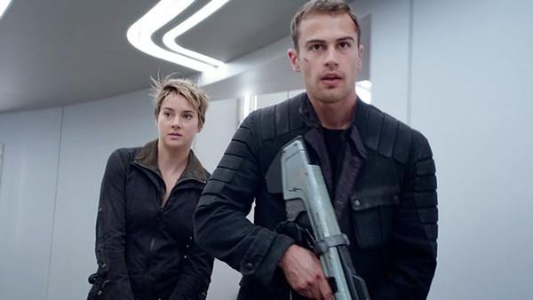 'Insurgent - Divergent' là cái tên được nhắc nhiều nhất trong tuần qua tại các rạp chiếu phim
