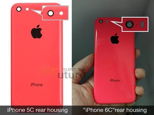 iPhone 6C là phiên bản iPhone giá rẻ vỏ nhựa gần giống với iPhone 5C