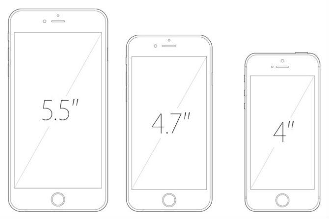 iPhone 6 mới rất có thể sẽ có thêm phiên bản 4inch