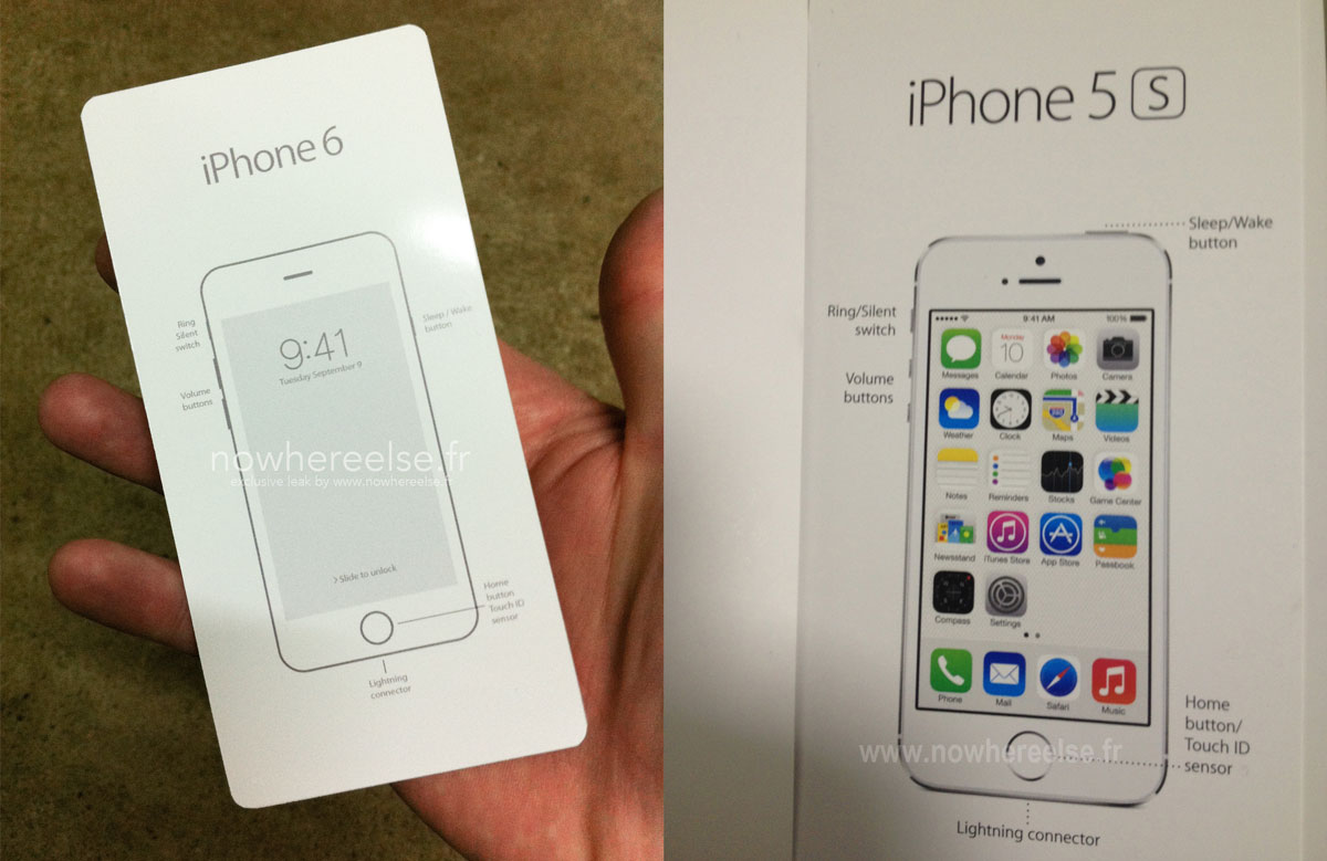 Trang web này từng hé lộ chính xác thông tin về iPhone 5s năm ngoái, và năm nay là ngày ra mắt của iPhone 6
