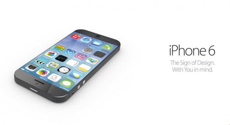 Mãu điện thoại iPhone 6 của Apple