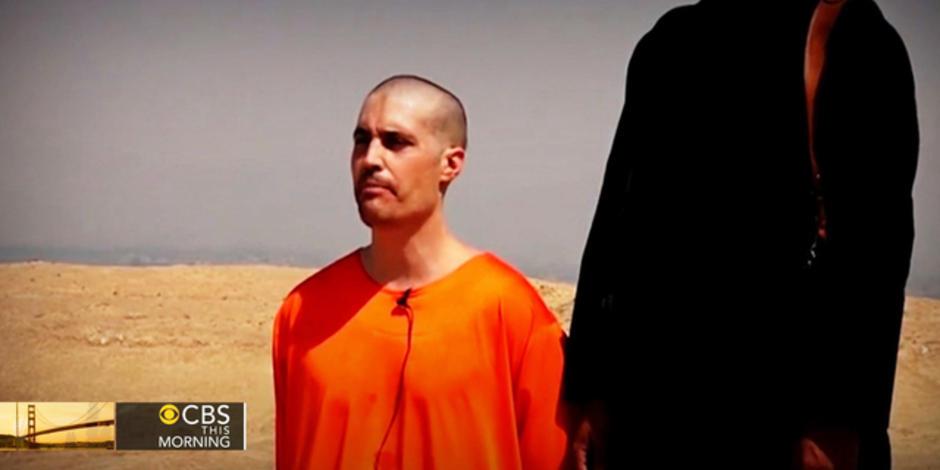 Việc James Foley bị chặt đầu được coi là sự trả đũa của IS đối với Chính phủ Mỹ