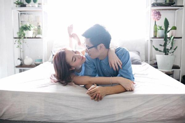 JVevermind và Mie Nguyễn từng là cặp đôi đẹp trong giới hot teen