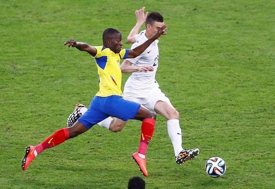 Kết quả tỉ số trận đấu Ecuador – Pháp World Cup 2014: 0-0