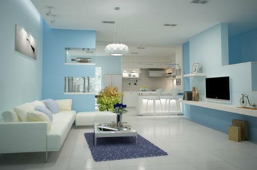 Chọn màu sơn nhà và những lưu ý cần tránh - ảnh 3
