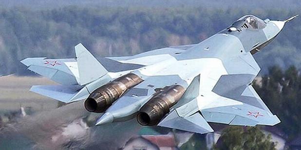 T-50 là tiêm kích tàng hình thế hệ thứ 5 sắp đi vào hoạt động của Nga