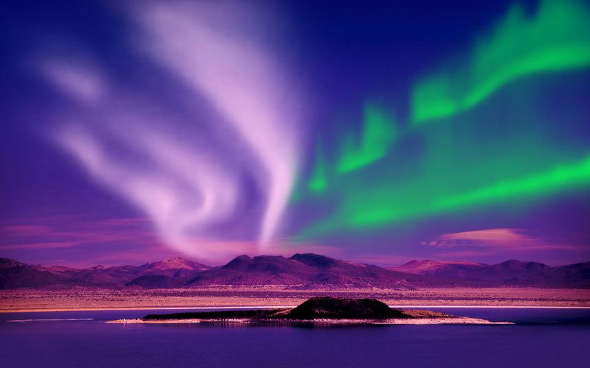 Cực quang là khám phá thế giới kỳ thú nhất của con người