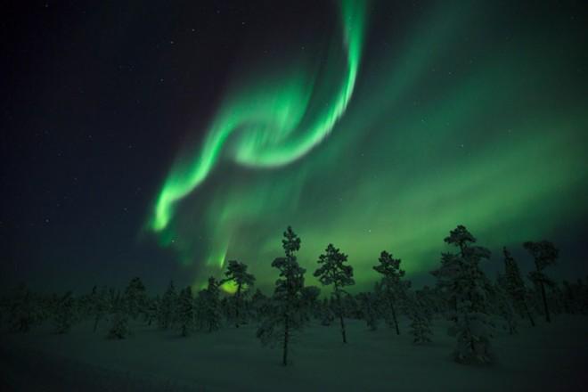 Cực quang là 1 trong số những khám phá thế giới về tự nhiên thú vị nhất của nhân loại