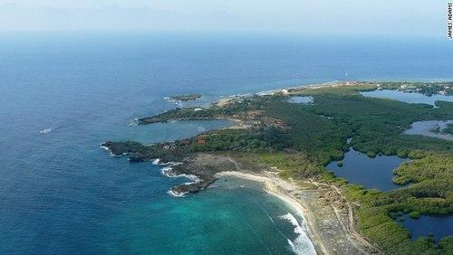 Bãi biển đẹp như mơ ở vịnh đảo này sẽ là nơi đem đến cảm giác thoải mái nhất cho khách du lịch