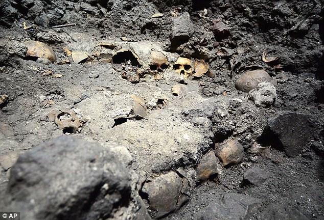 Phát hiện này gây chú ý với các nhà khảo cổ học. Ảnh Dailymail