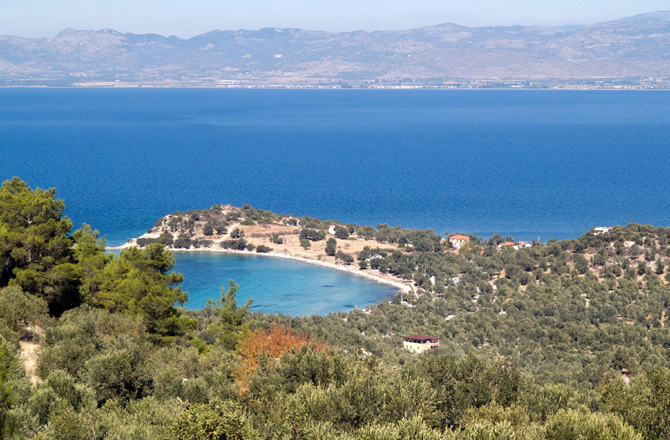 Các nhà khảo cổ học phát hiện ra quần đảo Hy Lạp cổ đại