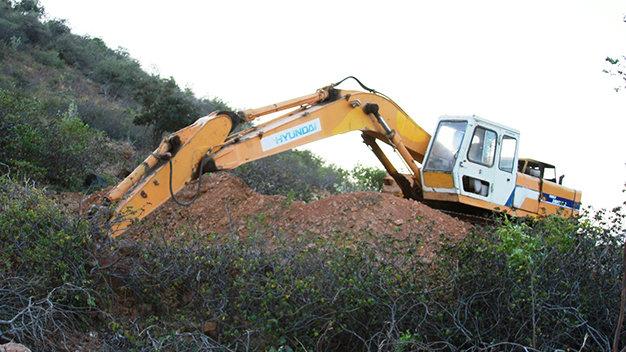 Quá trình tìm kiếm 'kho báu núi Tàu Bình Thuận' được đông đảo dư luận quan tâm