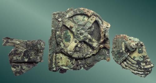 Máy tính cổ xưa nhất Trái Đất. Ảnh Live Science