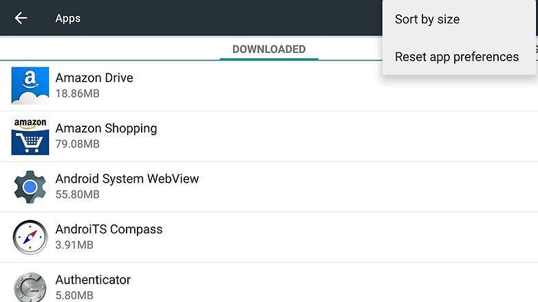 Mở rộng không gian lưu trữ trên thiết bị Android