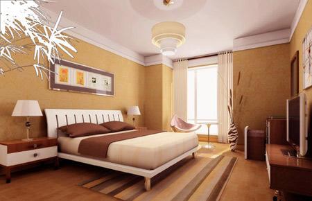 Kê giường theo phong thủy giúp cuộc sống các cặp vợ chồng viên mãn hơn