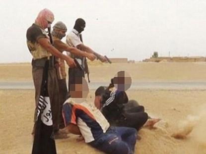 Khủng bố IS công bố hình ảnh xử tử các bác sĩ