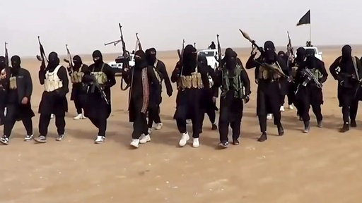 Nhóm các phần tử Nhà nước Hồi giáo tuyển dụng rất nhiều chiến binh nước ngoài