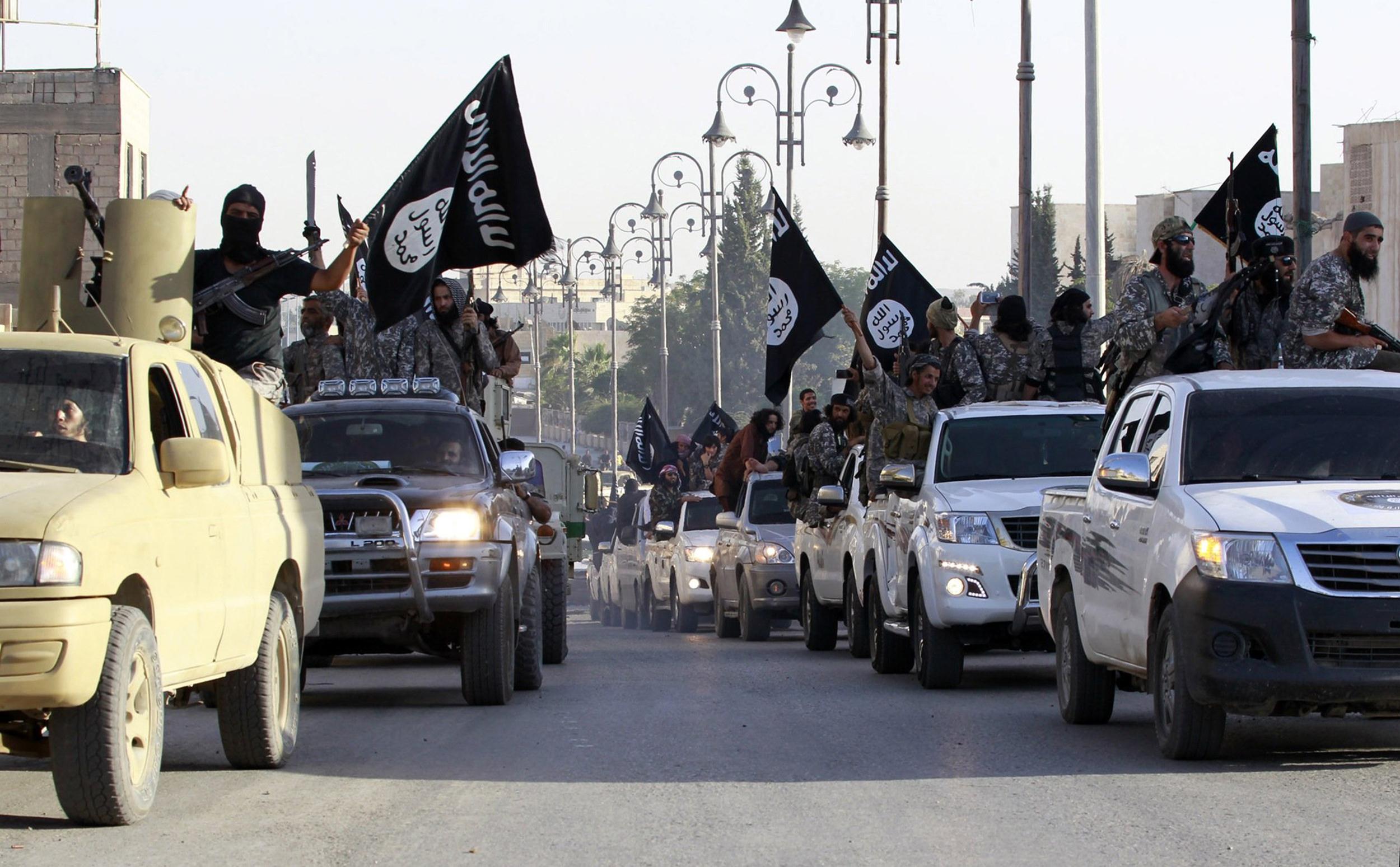 Khủng bố IS đang tận dụng triệt để Internet nhằm quảng bá tên tuổi của chúng