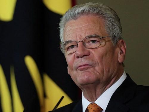 Tổng thống Đức, Joachim Gauck