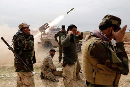 Chiến trường Tikrit rơi vào bế tắc khi lính Iraq vấp phải sự kháng cự quyết liệt của khủng bố IS