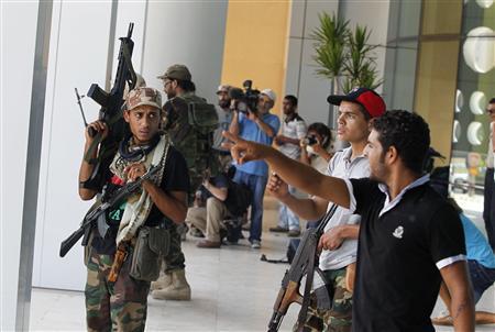 Khủng bố IS đã tấn công vào khách sạn Corinthia, Libya và khiến 9 người thiệt mạng