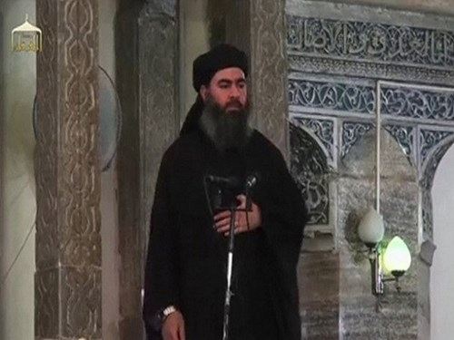 Đài phát thanh Iran đưa tin thủ lĩnh Abu Bakr al-Baghdadi của nhóm khủng bố IS đã chết