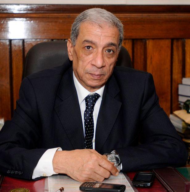 Ông Hisham Barakat bị thương trong vụ nổ xe bom