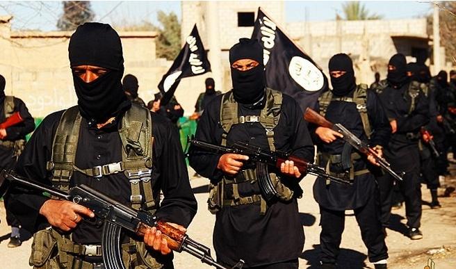 Đội ngũ tay súng chính hiệu của khủng bố IS
