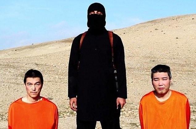 Khủng bố IS dọa hành quyết hai con tin Nhật