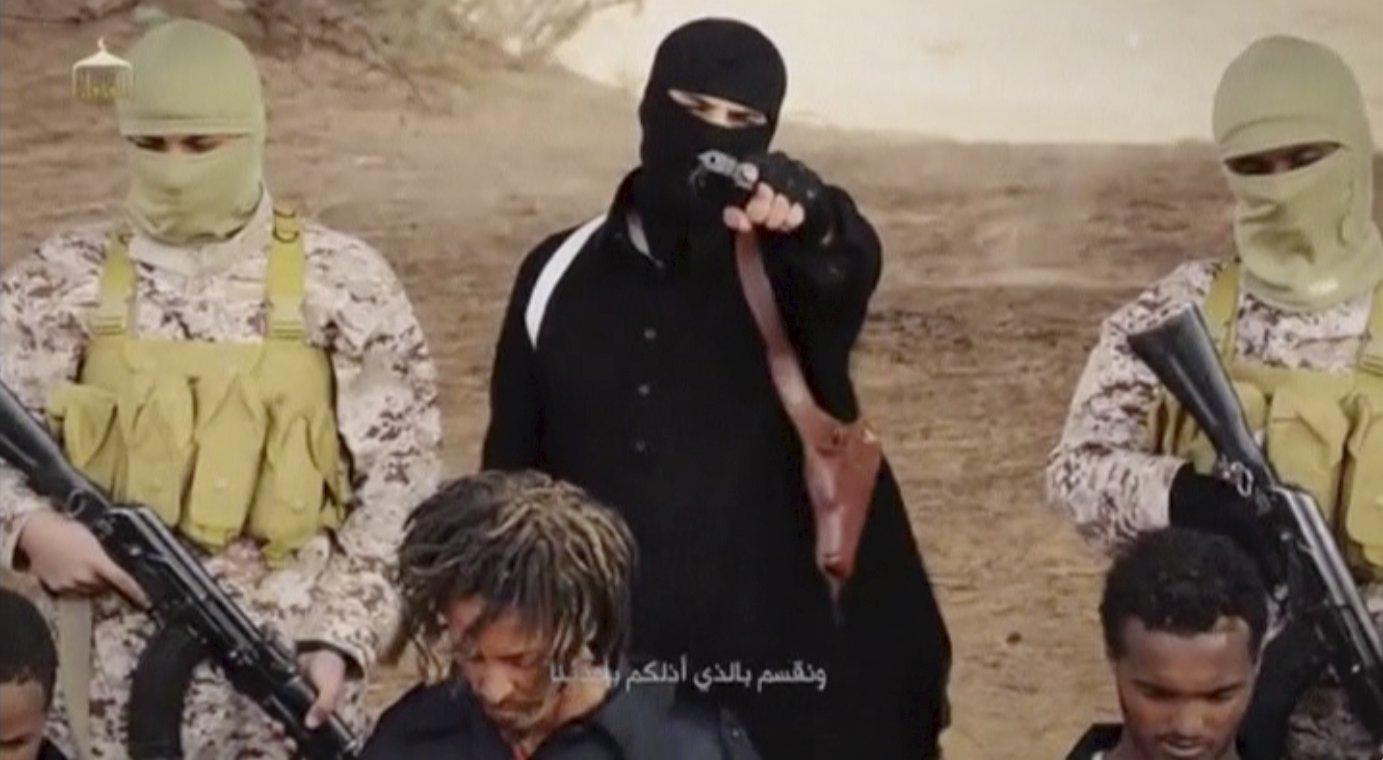 Khủng bố IS bắn và chặt đầu khoảng 30 người được cho là tín đồ của giáo hội Công giáo Ethiopia ở Libya.